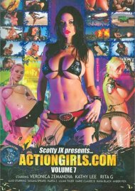 Actiongirls: Volume 7
