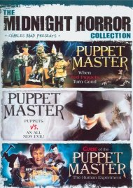 Midnight Horror Collection: Puppet Master V. 2