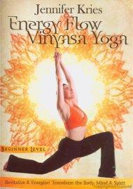 Energy Flow: Beginner Vinyasa Yoga With Jennifer Kries