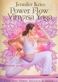 Power Flow: Advanced Vinyasa Yoga With Jennifer Kries