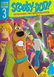 Scooby-Doo!: Mystery Incorporated: Season One - Volume 3