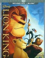 Lion King, The: Diamond Edition (DVD + Blu-ray Combo)