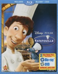 Ratatouille (Blu-ray + DVD Combo)