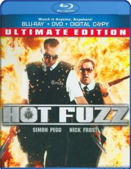 Hot Fuzz (Blu-ray + DVD + Digital Copy)