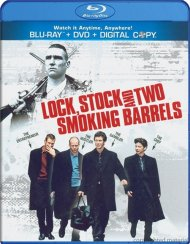 Lock, Stock And Two Smoking Barrels (Blu-ray + DVD + Digital Copy)