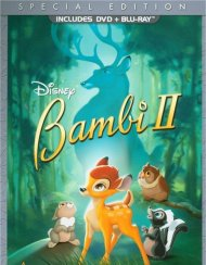 Bambi II: Special Edition (DVD + Blu-ray Combo)