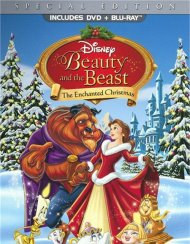 Beauty And The Beast: The Enchanted Christmas Special Edition (DVD + Blu-ray Combo)
