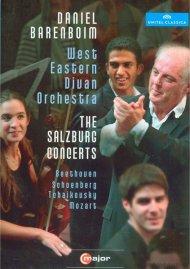 Salzburg Concerts, The