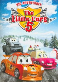 Little Cars 5, The: Big Adventures