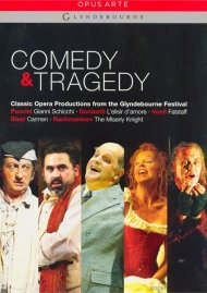 the awakening tragedy or comedy Video: greek theatre: tragedy and comedy this lecture examines the function of theatre in greek culture and religion, with special focus on the athenians.