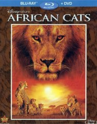 Disneynature: African Cats (Blu-ray + DVD Combo)