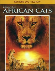 Disneynature: African Cats (DVD + Blu-ray Combo)