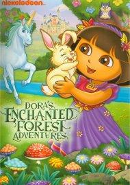 Dora The Explorer: Doras Enchanted Forest Adventures