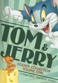 Tom And Jerry: The Golden Collection - Volume 1