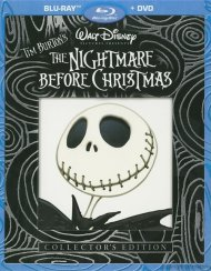 Nightmare Before Christmas, The: Collectors Edition (Blu-ray + DVD Combo)