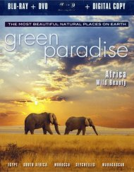 Green Paradise: Africa (Blu-ray + DVD + Digital Copy)