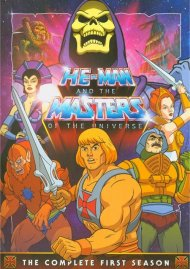 He-Man And The Masters Of The Universe: The Complete First Season