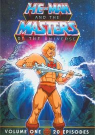 He-Man And The Masters Of The Universe: Season 1 - Volume 1