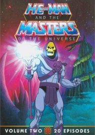 He-Man And The Masters Of The Universe: Season 1 - Volume 2
