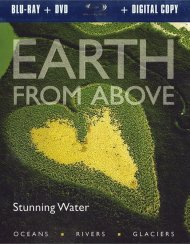 Earth From Above: Stunning Water (Blu-ray + DVD + Digital Copy)