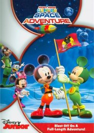 Mickey Mouse Clubhouse: Space Adventure (DVD + Digital Copy)
