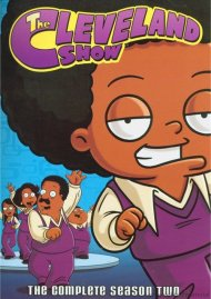 Cleveland Show, The: The Complete Season Two