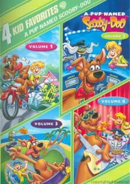 4 Kid Favorites: A Pup Named Scooby-Doo