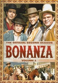 Bonanza: The Official Second Season - Volume 2