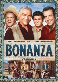 Bonanza: The Official Second Season - Volumes One & Two