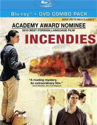 Incendies (Blu-ray + DVD Combo)