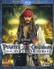 Pirates Of The Caribbean: On Stranger Tides (Blu-ray + DVD Combo)