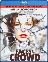 Faces In The Crowd (Blu-ray + DVD + Digital Copy)