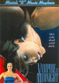 Marias B-Movie Mayhem: Vampire At Midnight