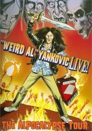 """Weird Al"" Yankovic Live!: The Apocalypse Tour"