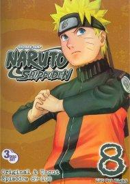 Naruto Shippuden: Volume 8