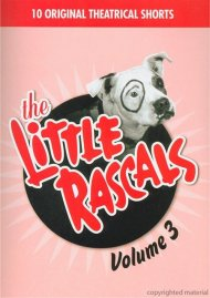 Little Rascals, The: Volume 3