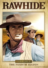 Rawhide: The Fourth Season - Volume Two