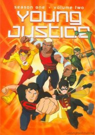 Young Justice: Season One - Volume Two