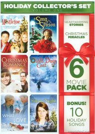 6 Movie Pack: Holiday Collectors Set Vol. 1 (Bonus Audio)