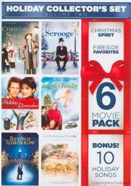 6 Movie Pack: Holiday Collectors Set Vol. 2 (Bonus Audio)