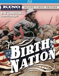 Birth Of A Nation, The: 3-Disc Special Edition (Blu-ray + DVD Combo)