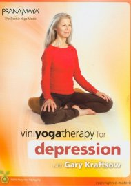 Viniyoga Therapy: For Depression For Beginners To Advanced With Gary Kraftsow
