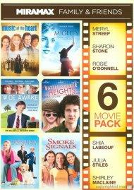 6 Movie Pack: Miramax Family & Friends