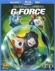 G- (Blu-ray + DVD Combo)