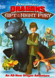 DreamWorks Dragons: Gift Of The Night Fury (Double DVD Pack)