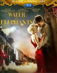 Water For Elephants (Blu-ray + Digital Copy)