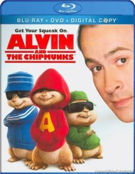 Alvin And The Chipmunks (Blu-ray + DVD + Digital Copy)