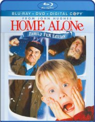 Home Alone (Blu-ray + DVD + Digital Copy)