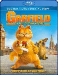 Garfield: A Tail Of Two Kitties (Blu-ray + DVD + Digital Copy)