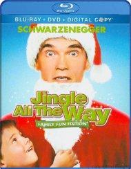 Jingle All The Way (Blu-ray + DVD + Digital Copy)
